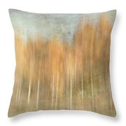 Trees Ethereal Dream Throw Pillow