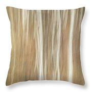 Trees Ethereal Thicket Throw Pillow