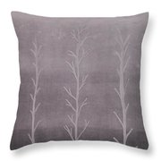 Trees II Throw Pillow