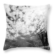 Tree's Spirit Throw Pillow