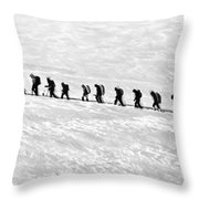 Trekking - Id 16235-142808-3638 Throw Pillow