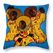 Trentotex Fabrics Throw Pillow