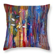 Tres Jolie Throw Pillow