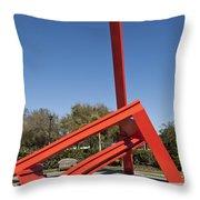 Trevan's Arch By Hayden Llewellyn Davies Throw Pillow