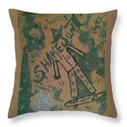 Trey  Throw Pillow