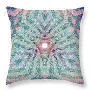Triagonal  Throw Pillow