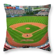 Tribe Fever Throw Pillow