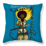 Tribe Of Manasseh Throw Pillow