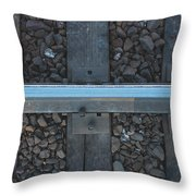 Trick Track Throw Pillow
