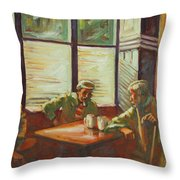 Triest Throw Pillow