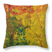 Trifid Nebula Messier 20 Throw Pillow