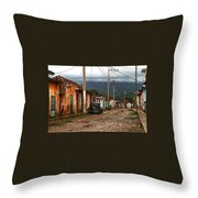 Trinidad Throw Pillow