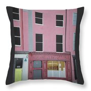 Trinity At Pearse Street Throw Pillow