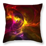 Trip The Light Fantastic Throw Pillow
