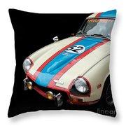 Triumph Gt6 Throw Pillow