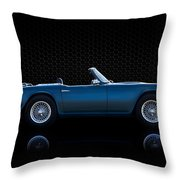 Triumph Tr4 Throw Pillow