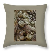 Trolls Skin Throw Pillow
