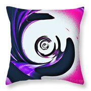 Trophy Hand Throw Pillow