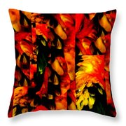 Tropic Throw Pillow