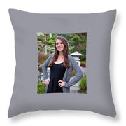 Trs11 Throw Pillow