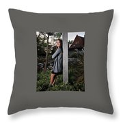 Trs18 Throw Pillow
