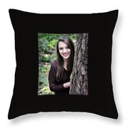 Trs6 Throw Pillow