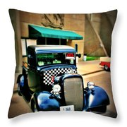 Truck For Sale Throw Pillow