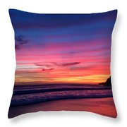 Trudell In The Western Gate Throw Pillow