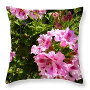 True Color Throw Pillow