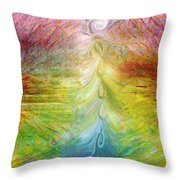 True Colors Throw Pillow