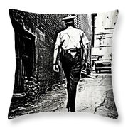True Grit Throw Pillow