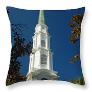True North - Savannah Steeple Throw Pillow
