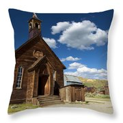 True Religion Throw Pillow