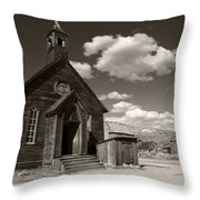 True Religion Tobacco Throw Pillow