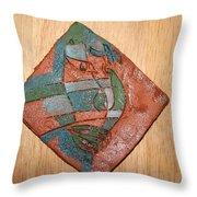True Shepherd - Tile Throw Pillow