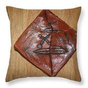True Shepherd 21 - Tile Throw Pillow