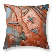 True Shepherd 27 - Tile Throw Pillow