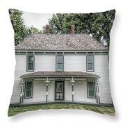 Truman Farm Throw Pillow