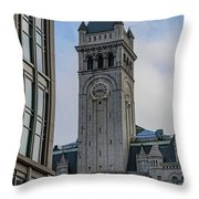 Trump Hotel Washington D.c. Throw Pillow