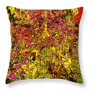 Trumpets Throw Pillow by Eikoni Images