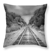 Trust In Him Throw Pillow