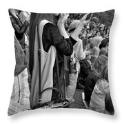 Truth Love Freedom Throw Pillow