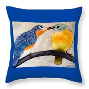 Try It You'll Like It Throw Pillow