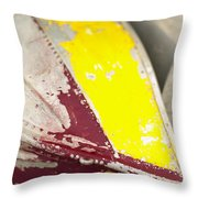 Tuamotu Isles Throw Pillow