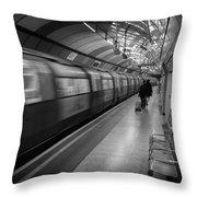 Tube Throw Pillow