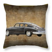 Tucker 48 Throw Pillow