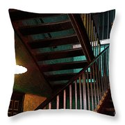 Tucson Arizona Colors 2 Throw Pillow