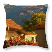 Tucson Beauty Throw Pillow