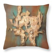 Tucson Nothing Throw Pillow