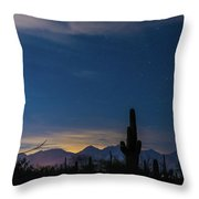 Tucson23 Throw Pillow